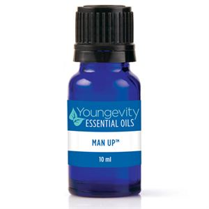 Picture of Man Up™ Essential Oil Blend - 10ml